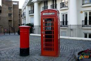 Телефонные будки — современный аналог библиотек