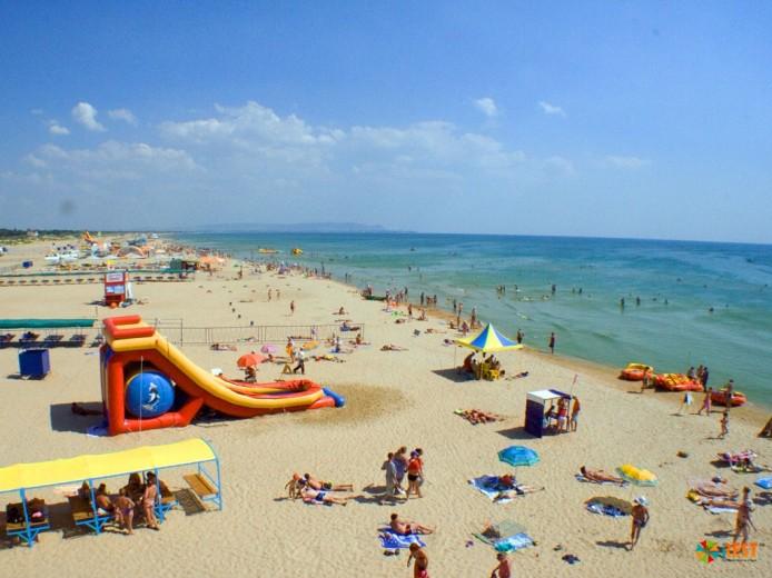 идеальный вариант летнего отпуска