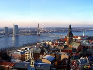 Путешествие по Латвии