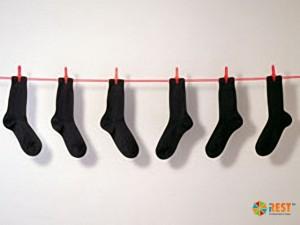 Поговорим немного о носках…
