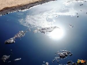 Загрязнение трубопровода