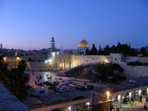 Проведите отпуск в Иерусалиме!