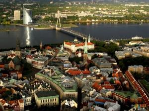 Красота Латвии