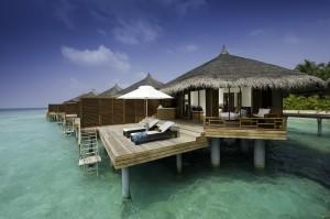 Остров Курамати на Мальдивах