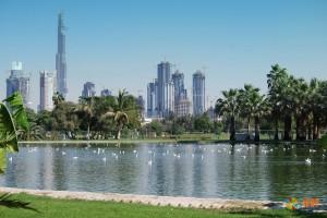 Известный центр торговли под названием Дубай