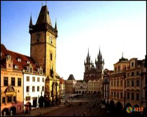 Красоты Праги