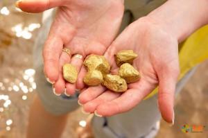 Как найти золото?