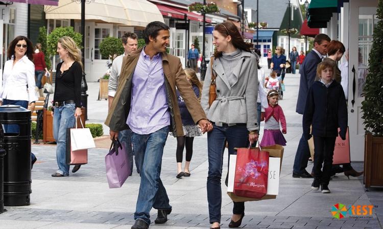 Русский район в аликанте шопинг