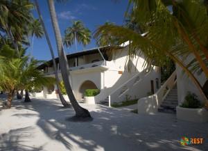 Северный Мале атолл на Мальдивах