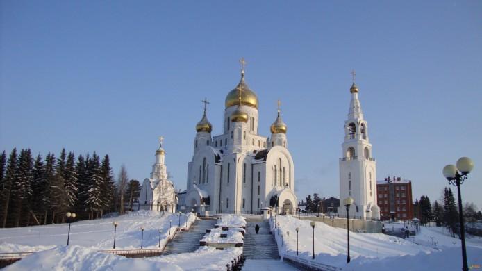 Ханты-Мансийск - сибирское чудо
