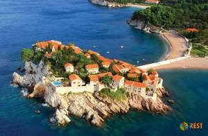Необычный отдых в Черногории
