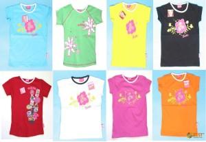Детские футболки должны быть, прежде всего, детскими
