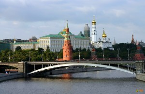 Москва и интересные места