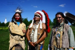 Традиционные виды искусства индейского населения
