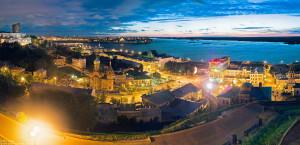 На что стоит посмотреть в Нижнем Новгороде