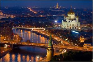 Очарование Москвы