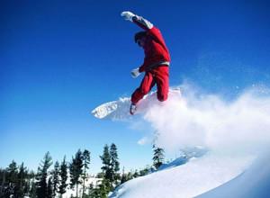 Самые популярные горнолыжные курорты России.