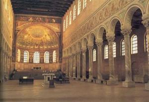 Мозаики и мавзолеи Равенны