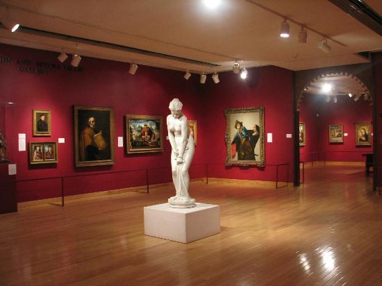 "музей ""Lowe Art Museum"", Майами"