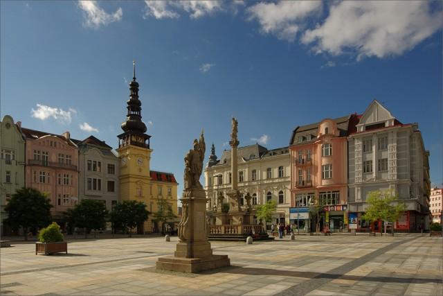Острава, Чехия