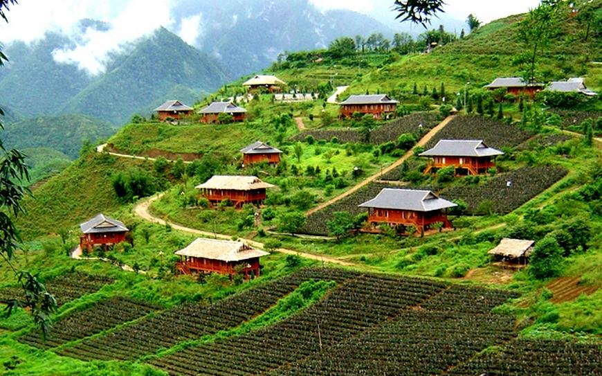 город Сапа, Вьетнам