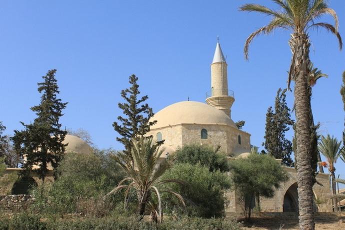 Мечеть Аль Кебир, Ларнака, Кипр