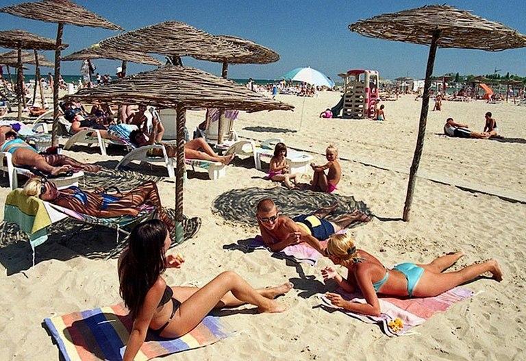 Как развлечь себя на пляже?