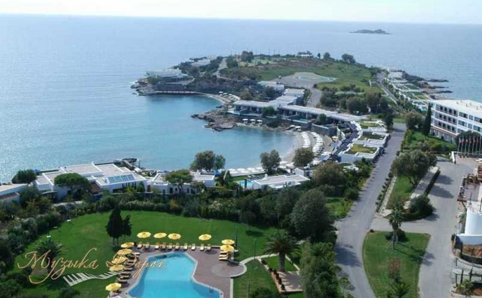 Аттика - самый теплый курорт Греции