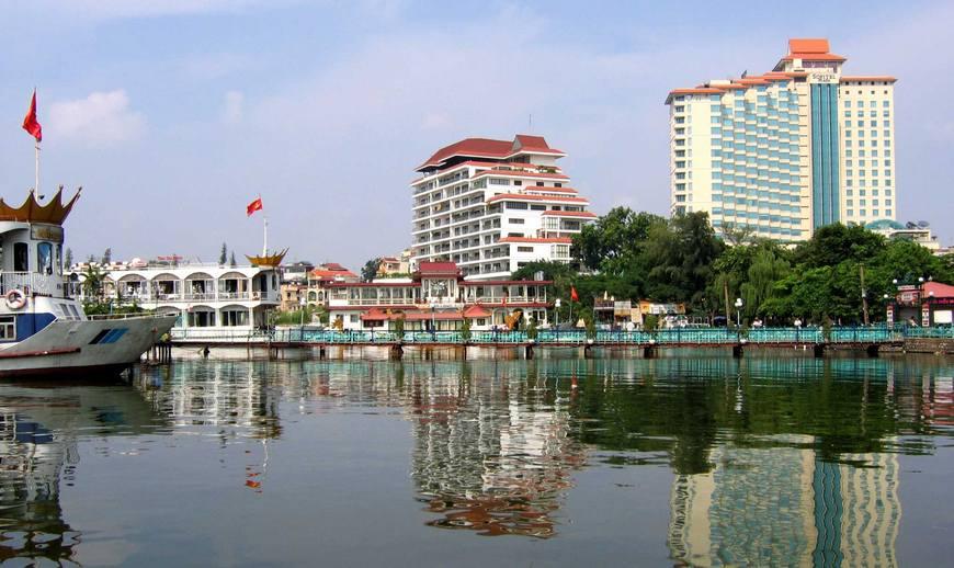 Ханой - столица Вьетнама
