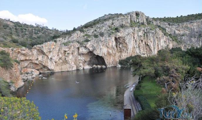Вульягмени - лучший оздоровительный курорт Греции