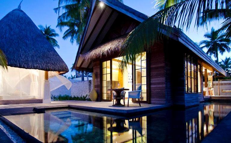 Отель JUMEIRAH VITTAVELI, Мальдивы