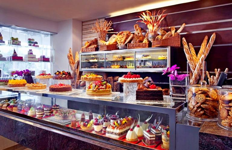 Пекарня LATITUDE CREATIONS, Дубай
