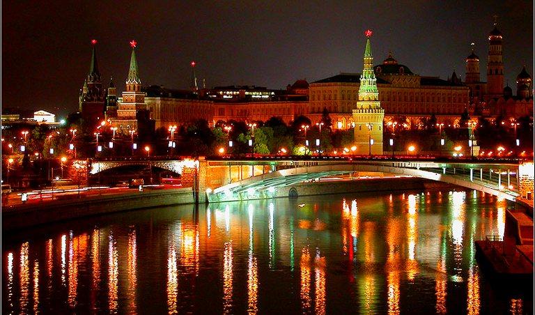 Экскурсия по Москве: чего мы не знаем о российской столице?