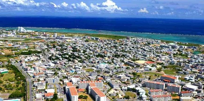 город Исигаки, Окинава, Япония