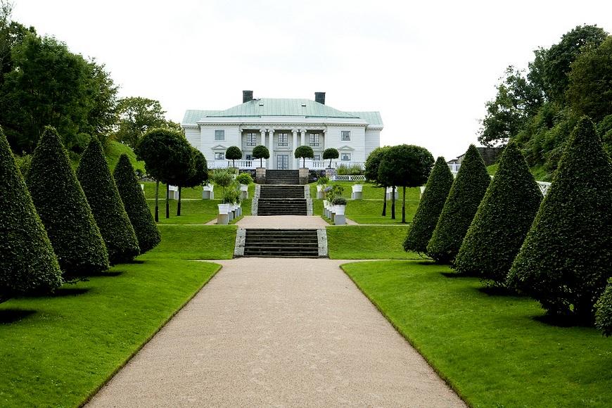 Гуннебо в Гётеборге, Швеция