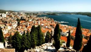 Город Шибеник, Хорватия