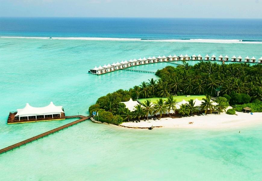 Отель Chaaya Lagoon Hakuraa Huraa 4*, Мальдивские острова