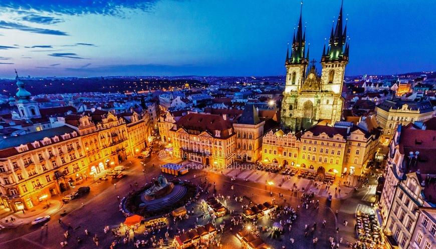 Трансфер в Чехии: быстро, безопасно, доступно