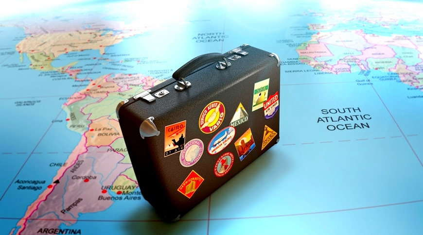 Поездка в отпуск