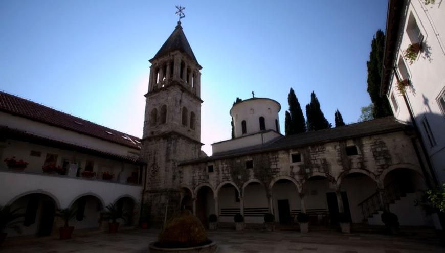 Монастырь Архангела Михаила, Хорватия