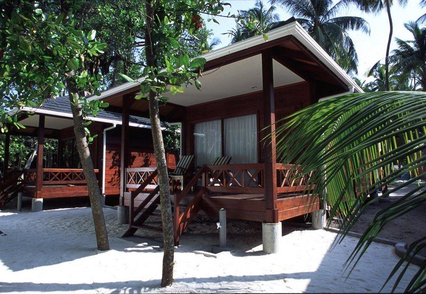 Отель Royal Island 5*, Мальдивские острова