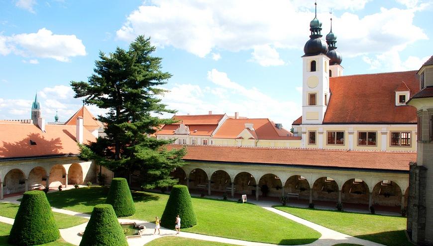 Замок Телч, Чехия