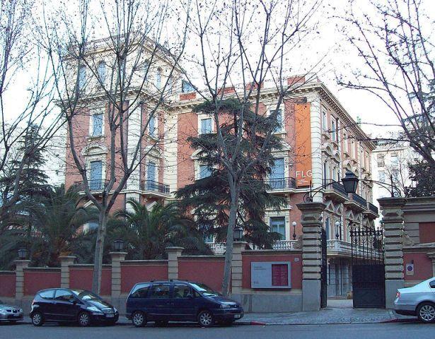 Мадридский музей Ласаро