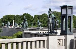 Парк Вигеланда и другие достопримечательности Осло