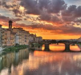 Флоренция - город узких улиц