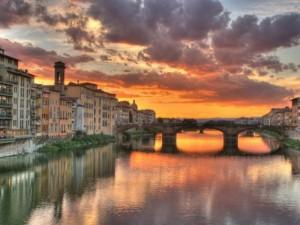 Флоренция — город узких улиц