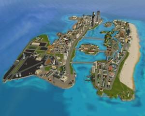 Город Вайс-Сити – прототип Майами