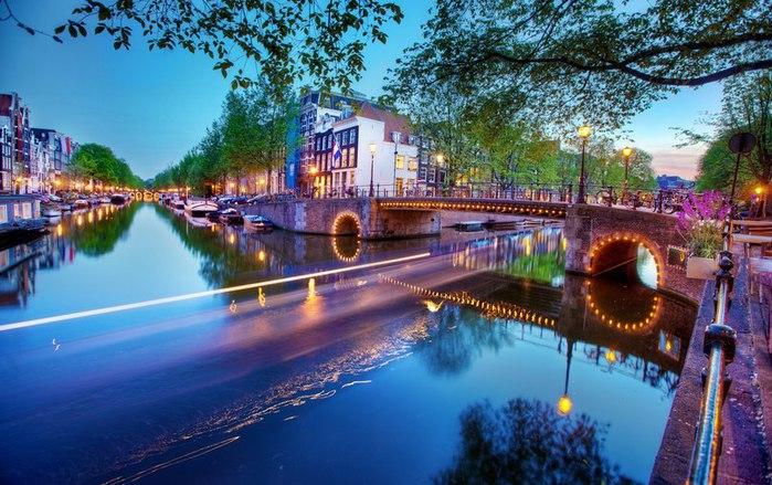 Немного об Амстердаме…