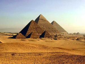 Загадка Египта: Великие пирамиды