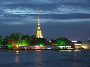 Москва и Санкт-Петербург самые посещаемые иностранцами города.
